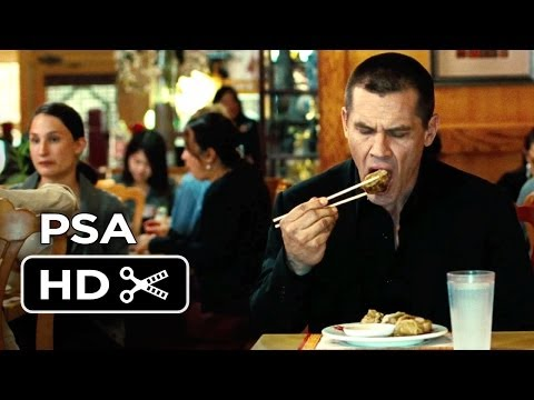 Oldboy PSA - Eat The Clues (2013) - A Spike Lee Joint HD