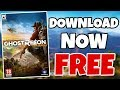 How To Download Tom Clancy's Ghost Recon Wildlands For Free On PC[Working 100%][Windows 7/8/10]