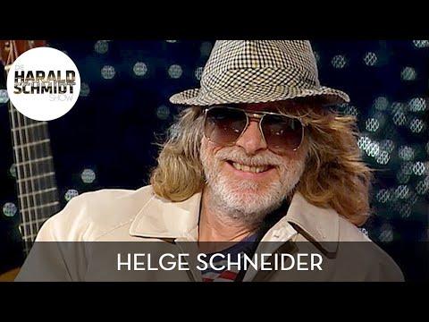 Helge Schneider über Seinen Tagesablauf   Die Harald Schmidt Show (SKY)