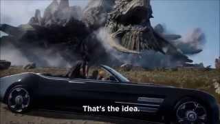 Final Fantasy XV Trailer: Going Nowhere Slow
