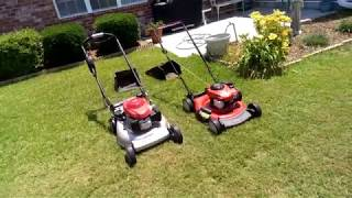 Push Vs Self Propelled Mowers - What's Better?