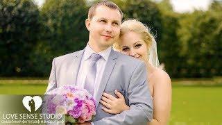 Свадебный клип|Владимир и Юлия| Москва | фотограф и видеограф в Смоленске |видеосъемка