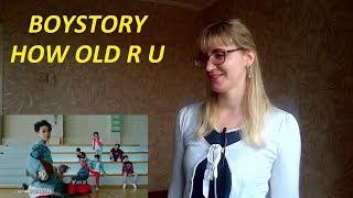 Video BOYSTORY - HOW OLD R U |MV Reaction| download MP3, 3GP, MP4, WEBM, AVI, FLV April 2018