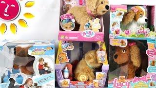 Pieski interaktywne - Baby Born & Cobi & Epee & IMC Toys & Little Live Pets