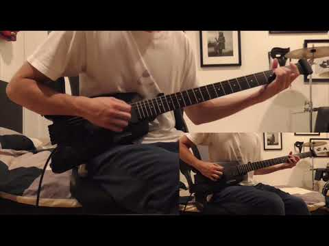 Underoath - Paper Lung (Guitar Cover + Tabs) mp3