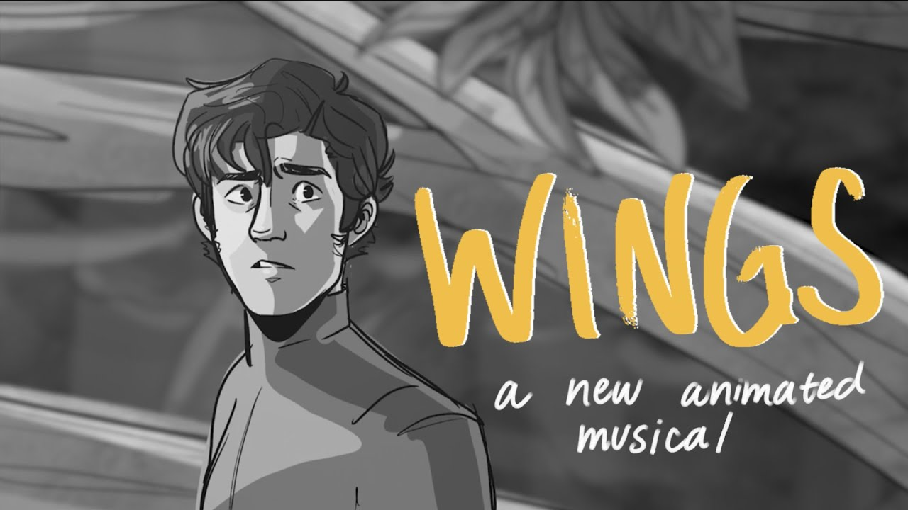 """""""Wings"""" ANIMATIC - Wings the Musical"""