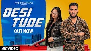 DESI TUDE | Mukesh Chaudhary, Aman Hundal | Latest Haryanvi Songs Haryanavi 2018 | VOHM