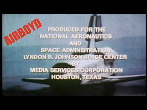 Opening New Frontiers - The Orbital Flight Tests Of The Space Transportation System (1982)