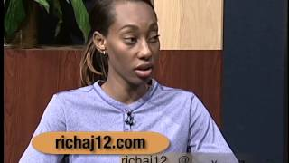 0077 Rock Your Block Trudy, Ed, and Jada Richardson on Health and Exercise