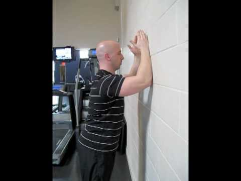 physiotherapy exercises for upper back and shoulder pain
