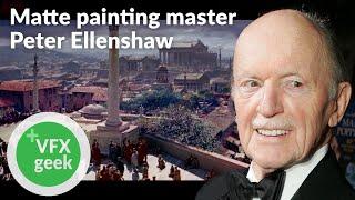 Peter Ellenshaw - matte painter and VFX pioneer - documentary
