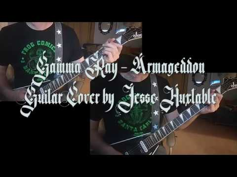 Gamma Ray - Armageddon (Guitar Cover) mp3