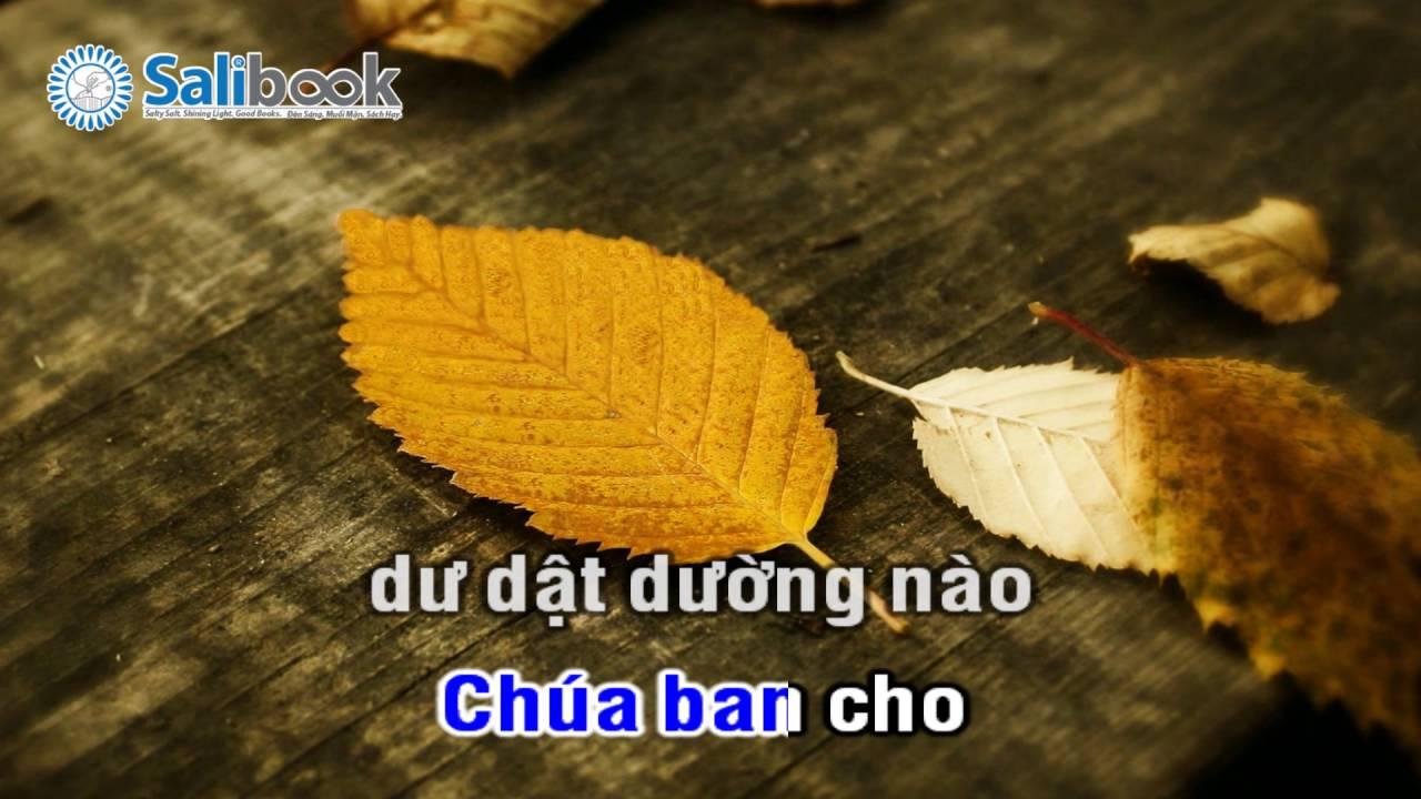 [Karaoke Thánh Ca HTTL-VN]  043 – Thành Tín Chúa Rất Lớn Thay – Salibook