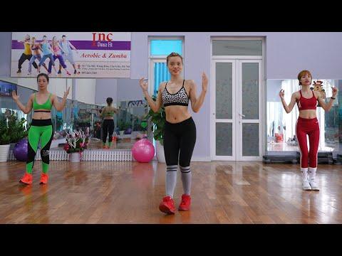 Aerobic Giảm Cân - Giảm Mỡ - Giảm Béo Toàn Thân #1 | Inc Dance Fit