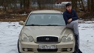 Купил Hyundai Sonata/Хендай Соната ЗА 150 000 Рублей!  Тест-драйв от Таджика.
