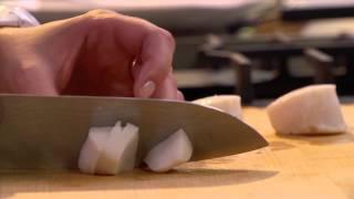 Tostadas: Shrimp And Scallop Ceviche