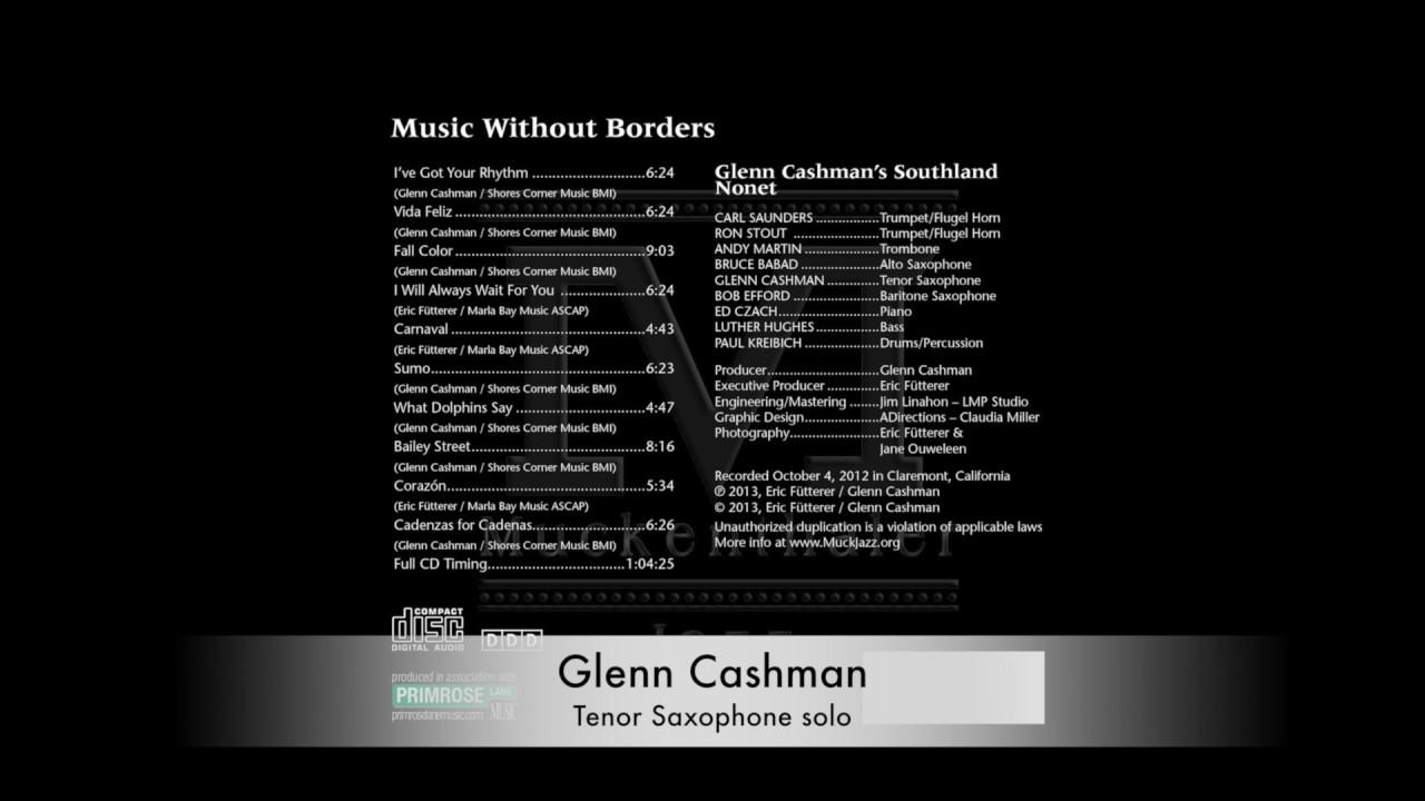 Glenn Cashman
