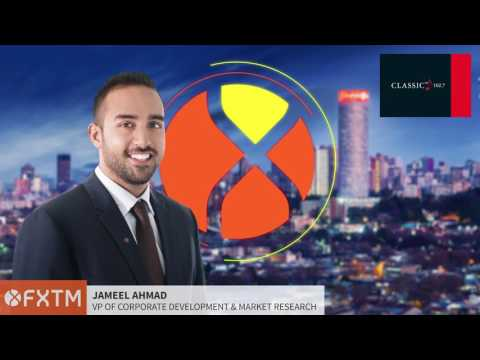 Classic FM Radio Interview with Jameel Ahmad, FXTM | South Africa 16/05/2017