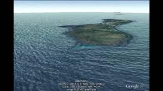 Gigantic Sunken City Found On Google Earth Free HD Video