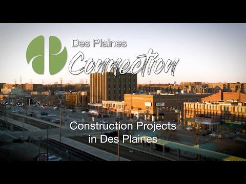 Des Plaines Connection: Construction Projects in Des Plaines