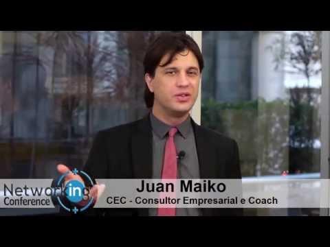 juan Maiko - Networking Conference São Paulo -  LinkedIn