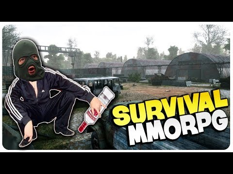 New MMORPG Survival - GET OUT OF HERE STALKER! | Will To Live Online Gameplay