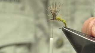 DHE (Deer Hair Emerger) - tied by Hans Weilenmann