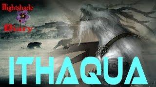 Ithaqua | Cthulhu Mythos Story | Nightshade Diary Podcast