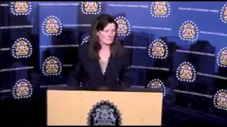 Calgary Police Help Arrest Ontario Murder Suspect