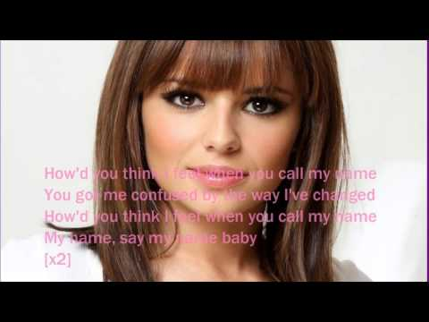 call my name cheryl cole lyrics