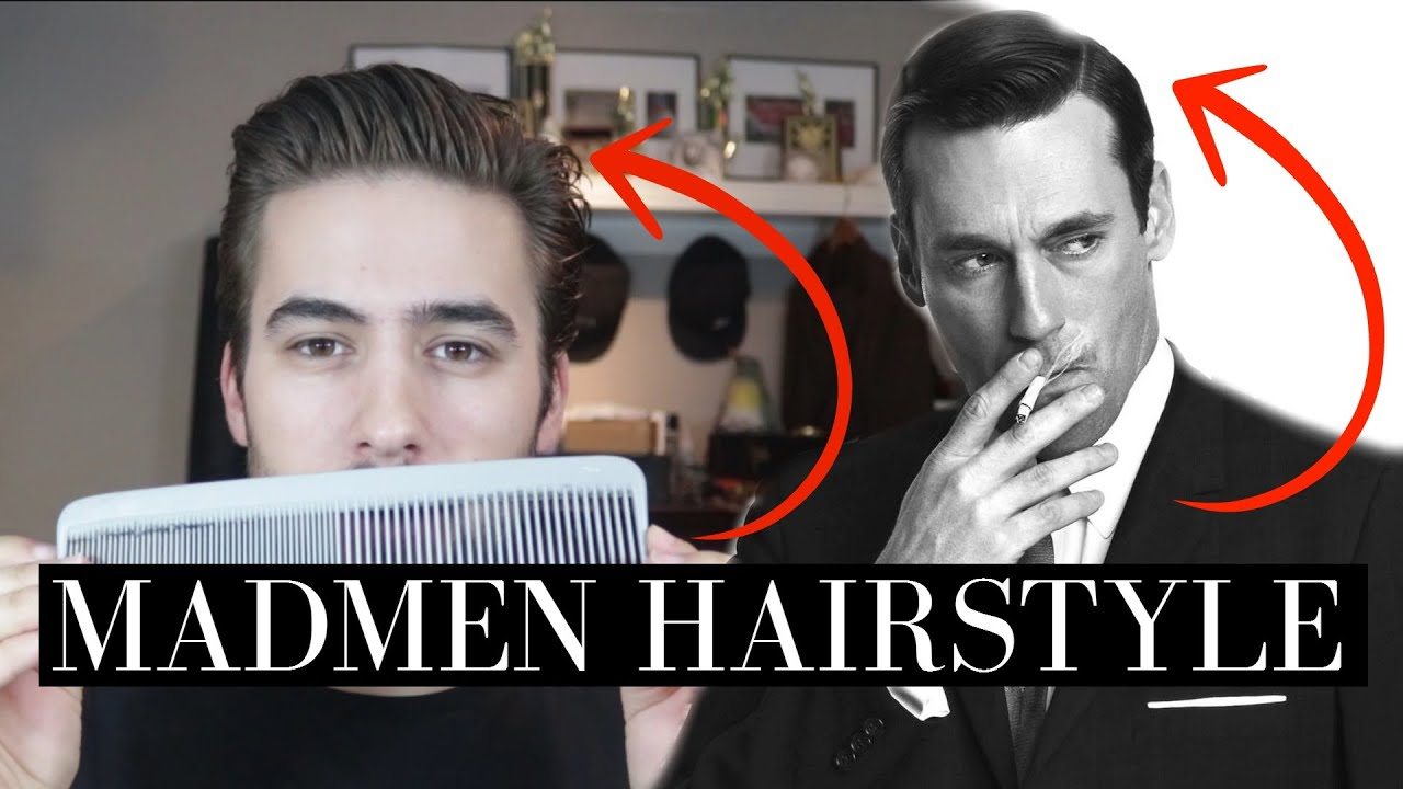 Madmendon Draper Hairstyle Iconic Hairstyle Chaptr Update Youtube