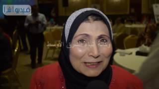 """بالفيديو: فاطمة عيد"""" تلقي شعر في حب  مصر"""""""