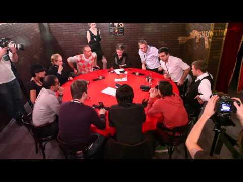 Игра Мафия, GOLDEN GANGSTER 2012, 2 игра (Командный Зачет)
