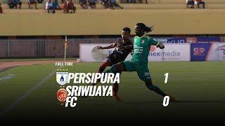 [Pekan 21] Cuplikan Pertandingan Persipura vs Sriwijaya FC, 11 September 2018