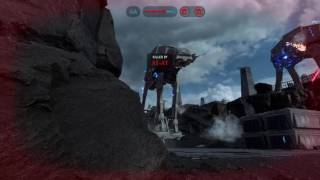 | Star Wars Battlefront | Walker Assault Gameplay - No Commentary |
