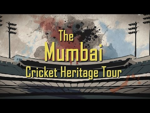 The Mumbai Cricket Heritage Tour