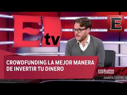 Cómo invertir tu dinero de forma inteligente con crowdfunding