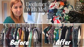 Declutter With Me: The Kids Clothes!   MummyandMunchkin