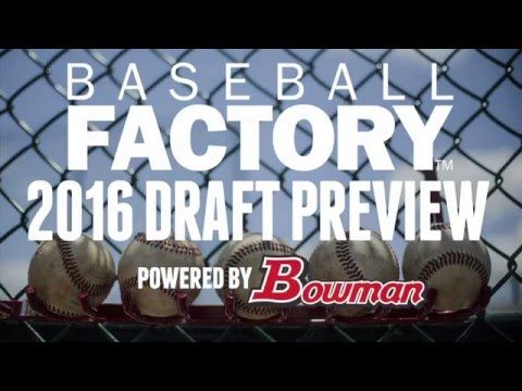 Baseball Factory 2016 Draft Preview - Riley Pint vs Kevin Gausman