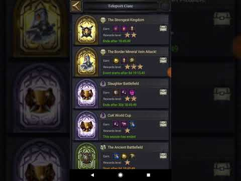 Clash Of Kings Cheaper Promotion Stones