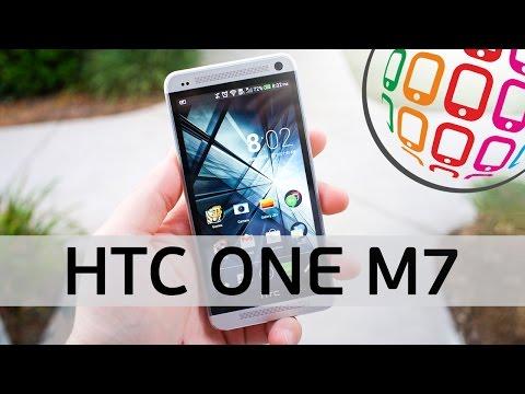 Обзор HTC ONE M7 - стильный дизайн и материалы.