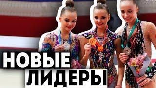 видео Художественная гимнастика. Описание, история развития