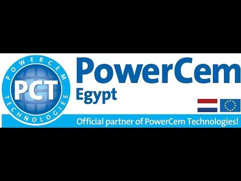 PowerCem Egypt - Alexandria/Cairo Desert Road Project...باورسيم مصر