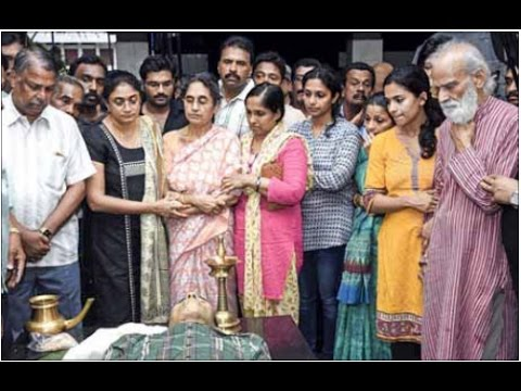 Actor Jishnu Raghavan last moment | Tribute to Actor Jishnu