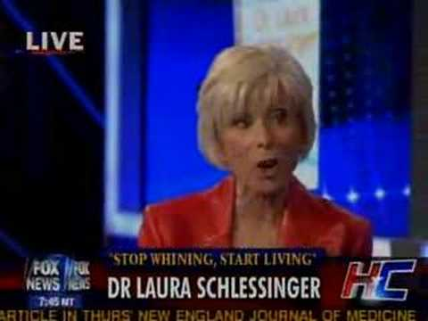 Dr. Laura says women are responsible for cheating husbands?