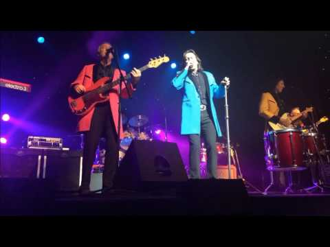 Showaddywaddy, Daddy Gees. Lyceum Theatre Crewe 2016.