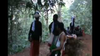 Sabarimala Traditional forest path (ശബരിമല  കാനന പാത, சபரிமல ).wmv