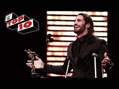 Top 10 Raw Moments: WWE Top 10, December 21, 2015