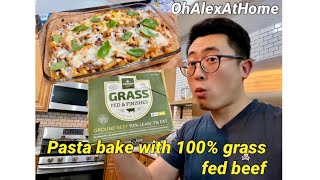 Cooking a 100% grass fed and finished beef from Sam's club. Better than the Wagyu beef??