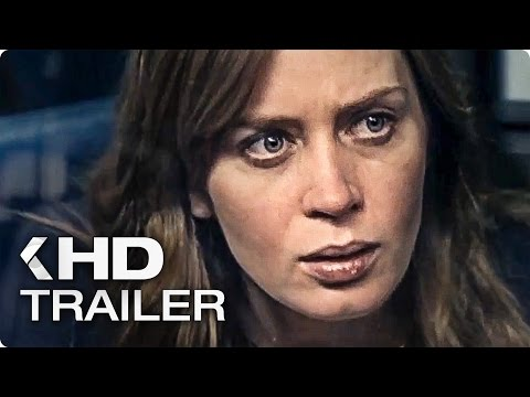 THE GIRL ON THE TRAIN Official Trailer (2016)